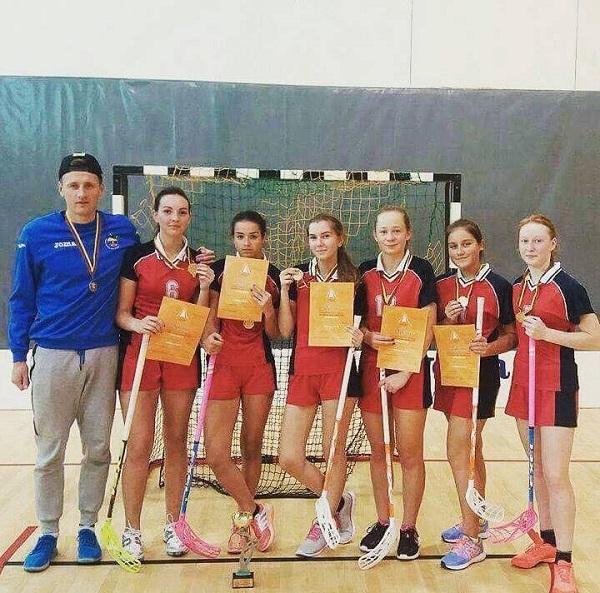 Čempionės - Ignalinos rajono merginų komanda